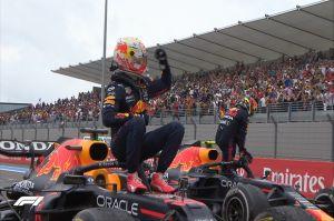Dramatis, Verstappen Juara GP Prancis 2021
