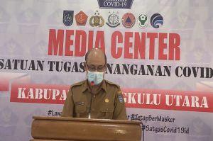 Duh, Angka COVID-19 di Bengkulu Utara Terus Bertambah