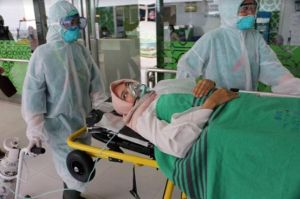 Usai Hajatan Pesta Pernikahan, 10 Warga Tegalsari Semarang Kena COVID-19