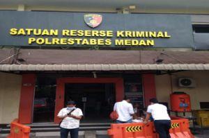 Perkosa Siswi SMA, Driver Taksi Online Dilaporkan ke Polrestabes Medan
