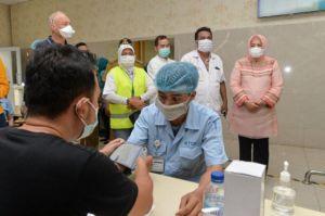 Vaksinasi Massal Sektor Industri di Kepri Tembus 56.024 Pekerja