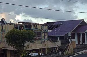 Dihajar Puting Beliung, Ini Penampakan 49 Rumah Rusak Berat di Minahasa Selatan