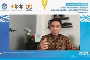 Kemendikbudristek-LPDP Luncurkan Program Riset Keilmuan Terapan bagi Dosen Vokasi