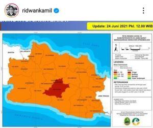 Gubernur Ridwan Kamil: Minta Maaf Berita Tidak Enak Lagi