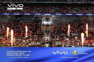 vivo Mempersembahkan Closing Ceremony UEFA EURO 2020 yang Menakjubkan