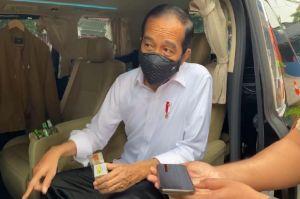Sidak ke Apotek di Bogor, Jokowi Tidak Temukan Obat COVID-19 Auto Telepon Menkes