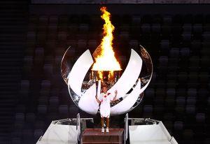 Olimpiade Tokyo 2020 Resmi Dibuka di Tengah Ancaman Covid-19