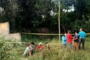 Jogja Geger! Mayat Perempuan Nyaris Telanjang Ditemukan Terkubur Gundukan Tanah