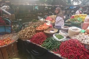 Di Pasar Rau Harga Cabe Turun Harga Tomat Naik