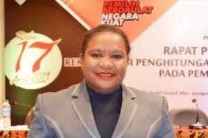 Cegah Pemilih Bodong, KPU Wajibkan Pemilih PSU Nabire 28 Juli Bawa E-KTP