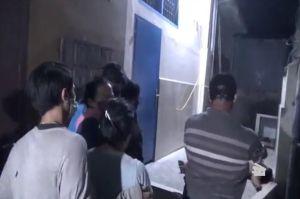 Miris! Pria Paruh Baya Tewas Terjatuh dari Lantai 3 saat Hendak Turunkan Barang Curiannya