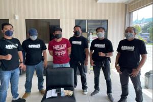 Polresta Manado Tangkap 3 Pelaku Judi Togel di Tiga Lokasi Berbeda