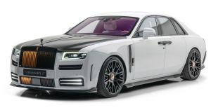 Rolls-Royce Ghost Buatan Mansory Bidik Para Sultan yang Suka Lari Kencang