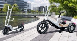 BMW Bikin Skuter dan Seli Roda Tiga untuk Transportasi dalam Kota