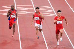 Gagal Melesat ke Semifinal Tokyo 2020, Zohri Ingin Bangkit di Olimpiade Paris 2024