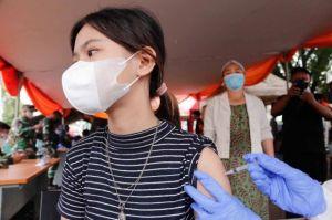 Tebar Vaksin di Stasiun, PT KAI Siap Hadapi Kebiasaan Baru Berkereta di Masa Pandemi