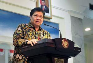 Airlangga: Pertumbuhan Ekonomi Indonesia Lebih Tinggi dari India, Vietnam, Korsel dan Jepang