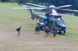 9 Nakes Dievakuasi Usai Disiksa dan Dipanah KKB di Pegunungan Bintang Papua