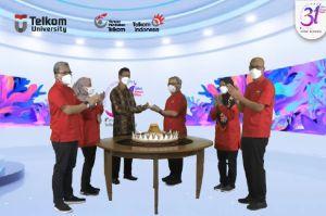 31 Tahun Kampus Telkom: Komitmen Wujudkan SDM untuk Indonesia Maju
