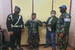 Nekat Sekali TNI Gadungan Ini Berani Bentak Provost saat Diinterogasi di Jalan