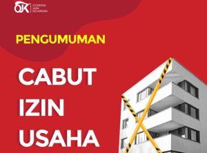 OJK Cabut Izin Lease Finance Indonesia, Nasib Nasabah Gimana?