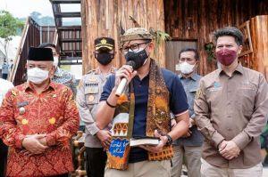 Sandiaga Uno: Toilet Bersih Dukung Pengembangan Pariwisata