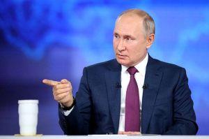 Dituduh Biang Kerok Krisis Energi Eropa, Begini Bantahan Putin
