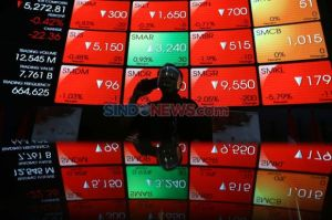 Investor Asing Beli Saham Rp513 Miliar, BBRI Dibidik, BBCA Dilepas