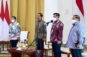 Presiden Jokowi Minta Perdagangan Antar Daerah dan Pulau Diperkuat