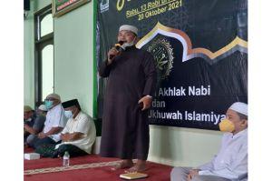 Masjid Quba Peringati Maulid Nabi, Ustad Ayub: Malaikat pun Segan dengan Nabi Muhammad SAW