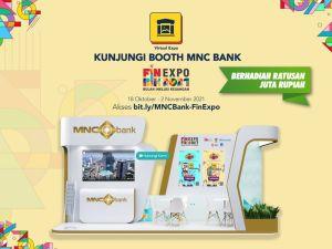 Dukung Virtual FinExpo BIK 2021, MNC Bank (BABP) Tebar Hadiah Ratusan Juta Rupiah