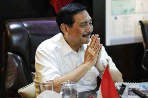 Luhut Dapat Tugas Baru Lagi dari Jokowi, Geser Mahfud MD di Susunan Panitia G20