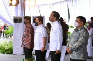 Resmikan Pabrik Biodiesel, Presiden Tegaskan Hilirisasi CPO