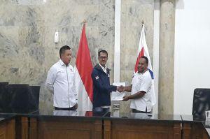 DPP Partai Perindo Serahkan SK Kepengurusan DPW Perindo Papua Barat