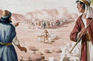Nabi Syuaib: Pengikut Hanya 3 Orang, Dakwah di Kalangan Pedagang Nakal