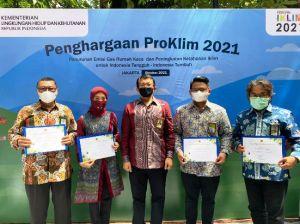 Kembangkan Kampung Iklim, KPI Group Raih Apresiasi dari KLHK