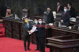 DPR Tetapkan Perppu Pilkada Jadi Undang-Undang