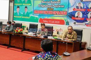 Seminar Fraksi PPP: Regulasi dan Digitalisasi Penyiaran dalam Omnibus Law RUU Cipta Kerja