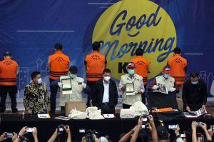 Selain Edhy Prabowo, KPK Tangkap 16 Orang Lainnya