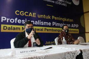 Tingkatkan Kapabilitas dan Kompetensi Pimpinan APIP, BPKP Selenggarakan Sertifikasi CGCAE