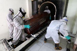 Pandemi Tak Berujung, 36.721 Jiwa Meregang Nyawa Akibat Covid-19
