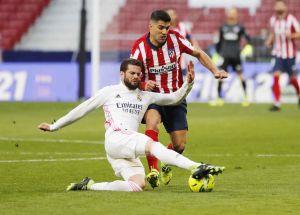 Derby Madrid Berakhir Imbang 1-1