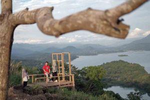 Menikmati Pesona Alam Bukit Bollangi di Kabupaten Gowa