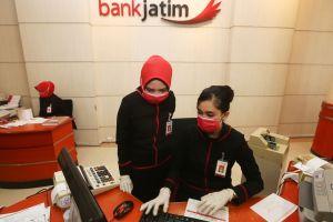 Laba Bank Jatim Tembus Rp. 1 Triliun di Semester Satu