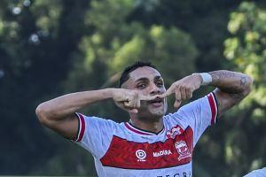 Madura United Menang Tipis Atas PS Sleman