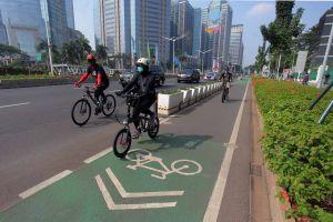 Polda Metro Jaya Izinkan Warga Bersepeda di Jalan Umum