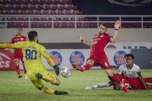 Arema FC Bungkam Persija Jakarta 1-0