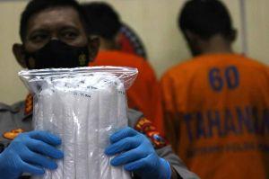 Peredaran 6 Kg Sabu di Jawa Timur Berhasil Digagalkan