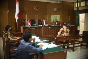 Sidang Gugatan Wanprestasi P3SRS Apartment Mangga Dua Court Kepada PT Duta Pertiwi