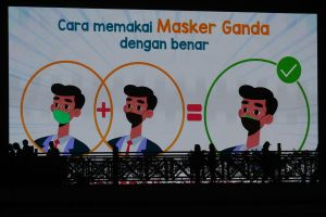 Indonesia Nol Zona Merah, Prokes Jangan Kendor!